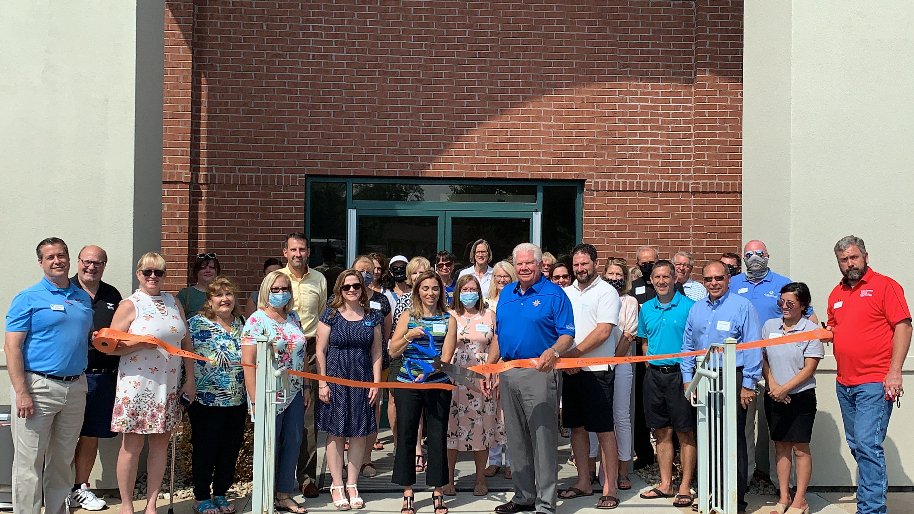 Image for Birthright of St. Charles Celebrates New Office with Ribbon Cutting