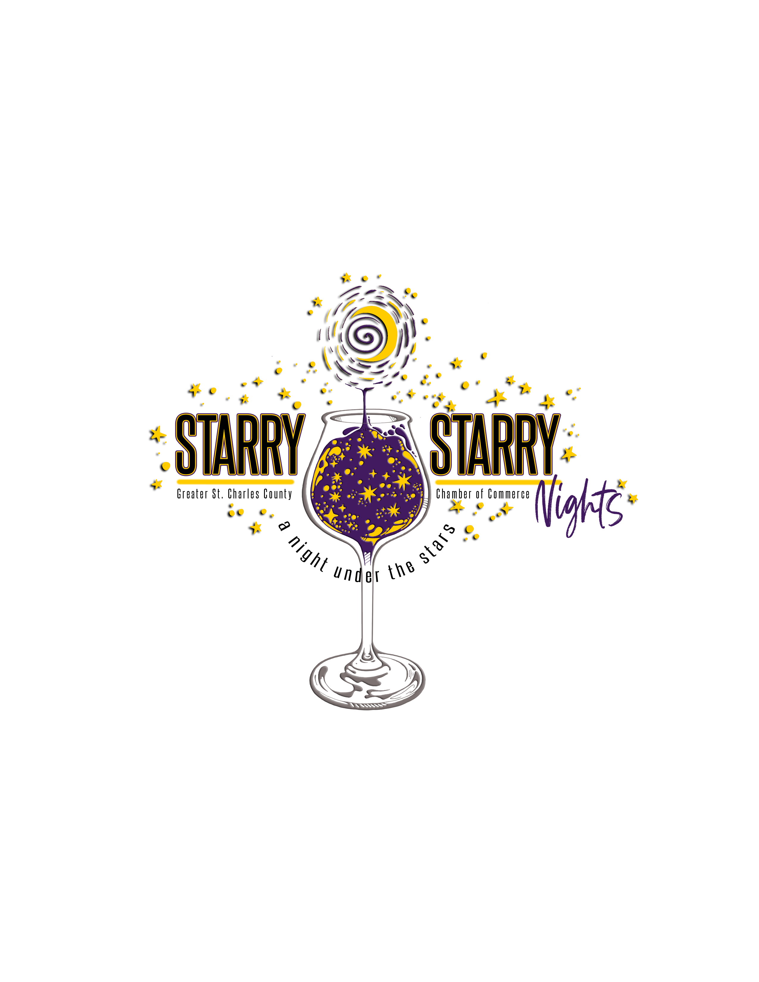 Classic Sign Services Presents the Greater St. Charles County Chamber of Commerce Starry Starry Nights