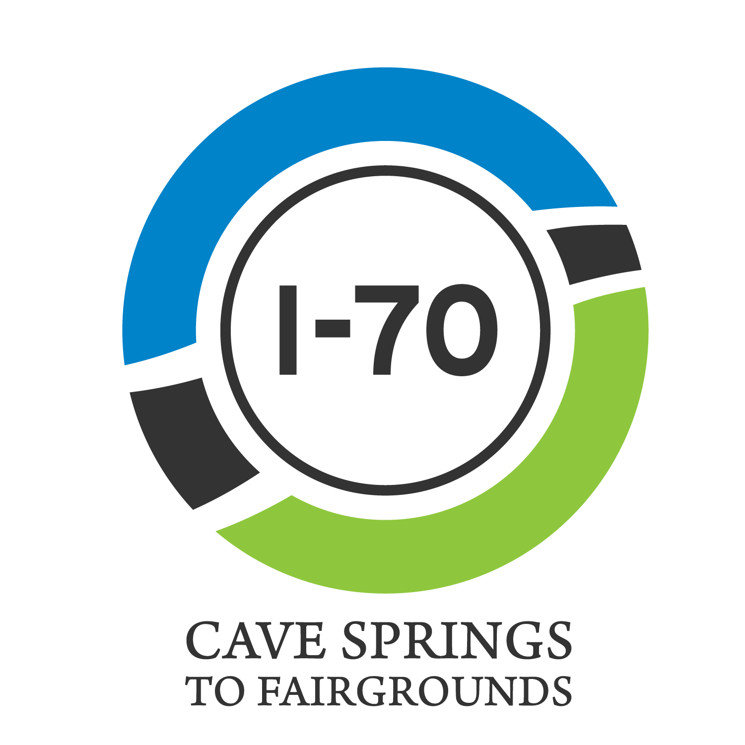 I-70 Corridor Improvements - Cave Springs to Fairgrounds (Convention Center Blvd.)