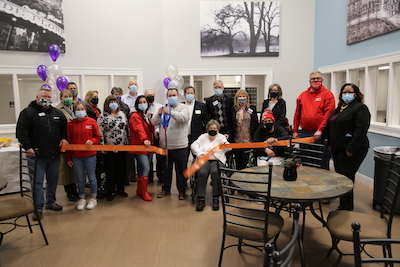 Image for Windsor Estates of St. Charles Celebrates Renovations with Ribbon Cutting