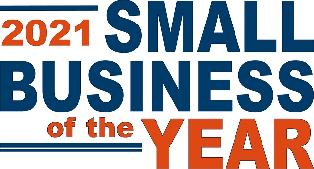 Image for Chamber Announces Finalists for the 2021 Small Business of the Year Award
