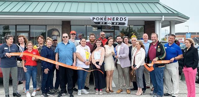 Image for PokeNerds Celebrates Grand Opening with Ribbon Cutting