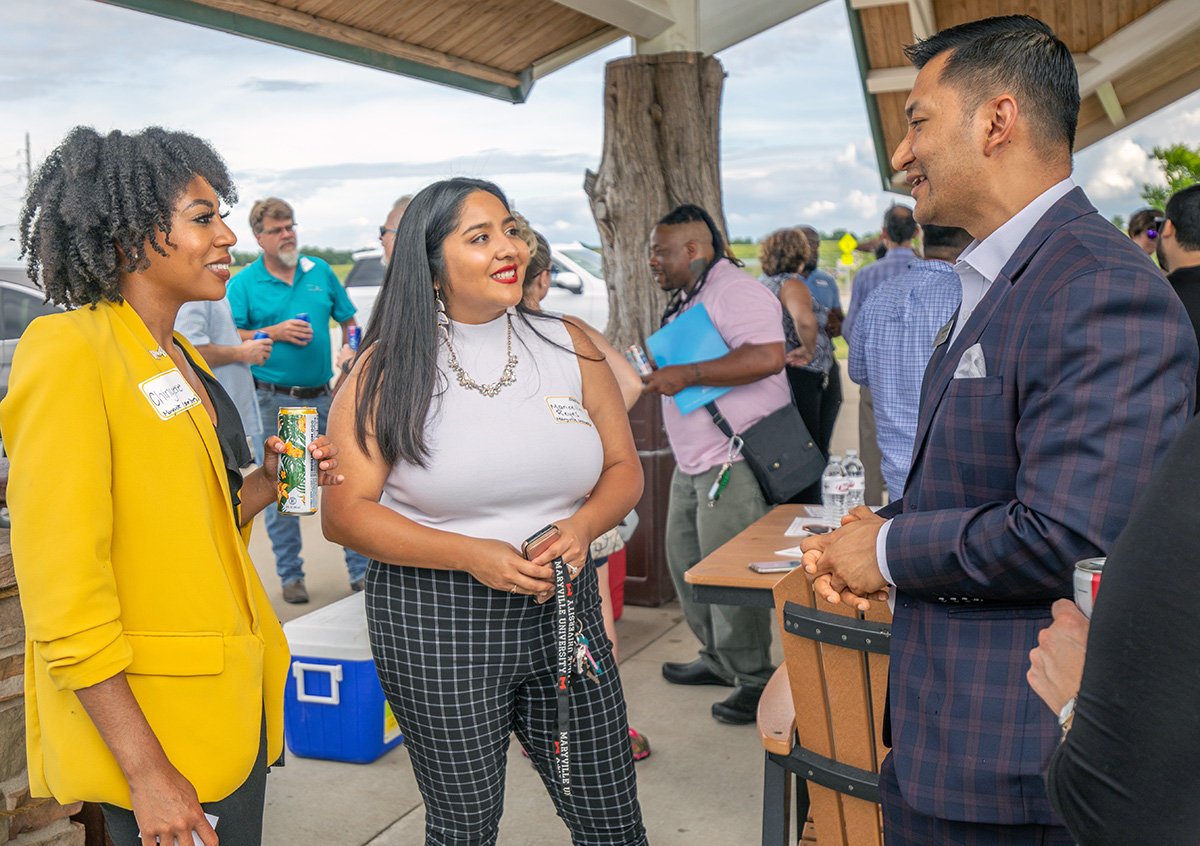 Image for Greater St. Charles County Chamber of Commerce Hosts Multi-Cultural Mixer