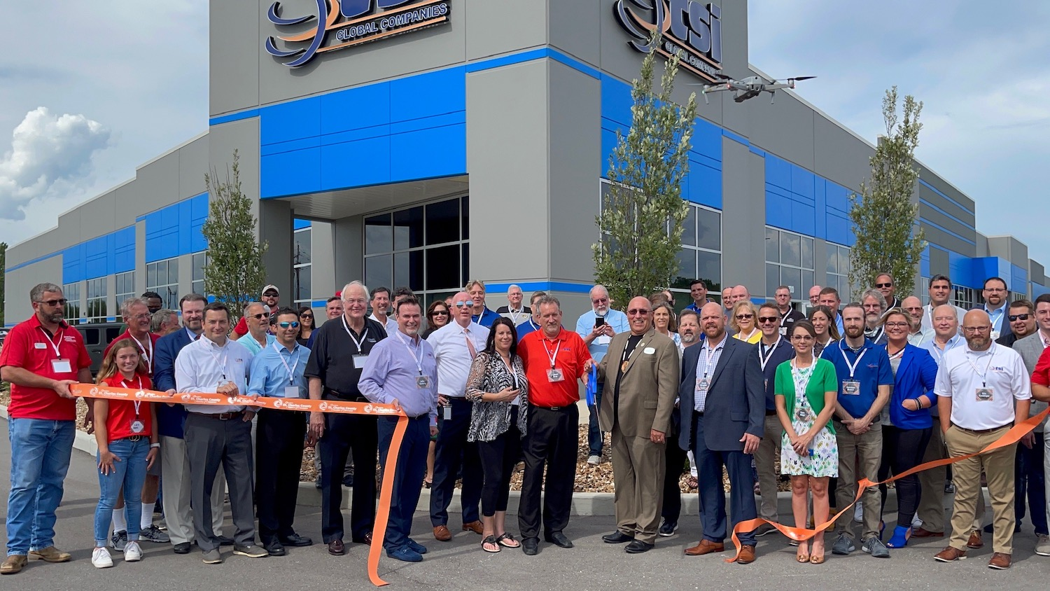 Image for TSI Global Hosts Grand Opening For New Headquarters