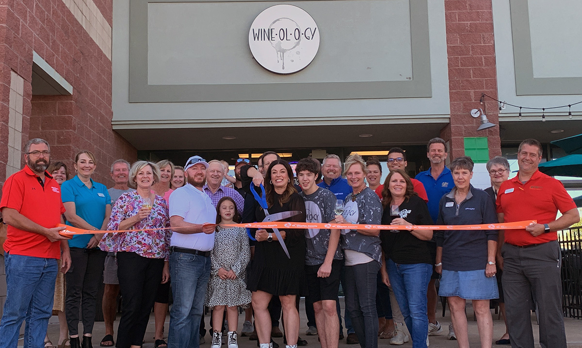 Image for Wineology Celebrates Grand Opening with Ribbon Cutting