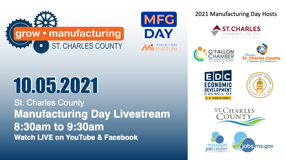Manufacturing Day Virtual For 2021