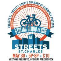 Chamber Cycling Clinic & Ride