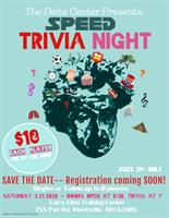 Delta Center for Independent Living to Host Speed Trivia Night
