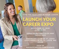 Career Fair on November 23, 2020 at The Engineers' Club of St Louis