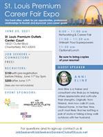 St. Louis Premium Career Fair Expo - June 23