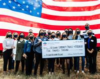 Veterans United Home Loans continues expansion in St. Louis, Foundation donates $500,000 to end Veterans homelessness