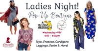 Ladies Night Pop Up Boutique St. Jude Fundraiser