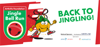 Arthritis Foundation Hosting Jingle Bell Run on November 14