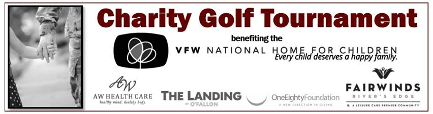 Charity Golf Tournament benefits VFW National Home for