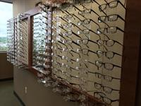 We carry a wide selection of frames: Tom Ford, Tory Burch, Michael Kohrs, Betsy Johnson and more!!