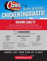 Raising Cane's Chicken Fingers - University Commons