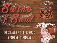 Swine N' Soul at the Saint Charles Convention Center