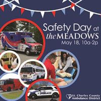 SCCAD Safety Day at the Meadows