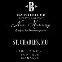 Bathhouse Soapery - Full Time Boutique Manager