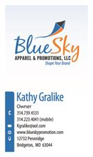 Blue Sky Apparel & Promotions, LLC