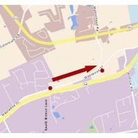PORTION OF WESTWOOD DRIVE TEMPORARILY RESTRICTED TO ONE-WAY TRAFFIC STARTING AUGUST 5