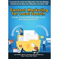 Content Marketing for Local Search set for release September 26th - PRE-SALE NOW!