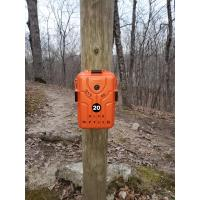 HELP HAS ARRIVED! TRAIL ASSIST BOXES INSTALLED IN ST. CHARLES COUNTY PARKS Bike repair supplies available at Indian Camp Creek Park and coming soon to other County parks