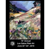 Los Gatos Plein Air Artists Preview