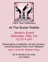 JEWELRY EVENT at The Butter Paddle