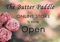 SHOP THE BUTTER PADDLE ONLINE!