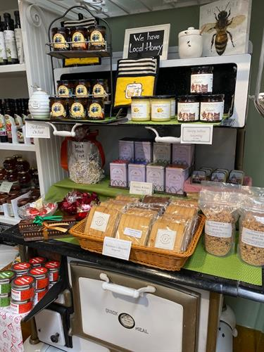 Treats, Soups, Mixes, and Chocolates