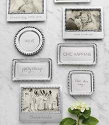 Engraved Frames by Mariposa
