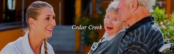 Cedar Creek Alzheimer's & Dementia Care