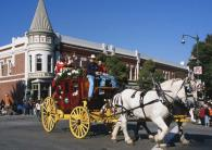 LOS GATOS HISTORIC BUILDING AND HORSE AND BUGGY RIDES