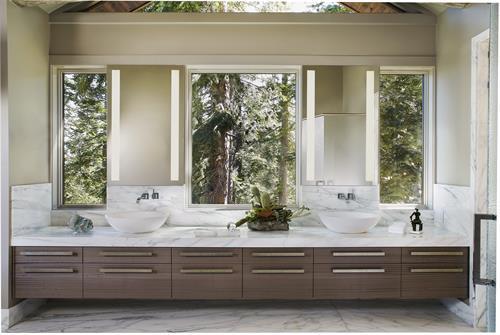 Crystal Bay Remodel: Master Bath