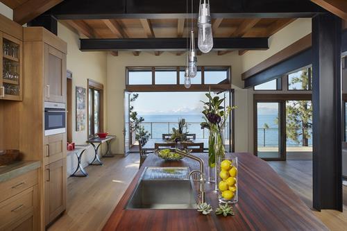 Tahoe Residence - Kitchen Remodel