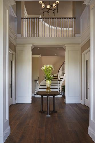 Los Altos New Build - Entry Foyer