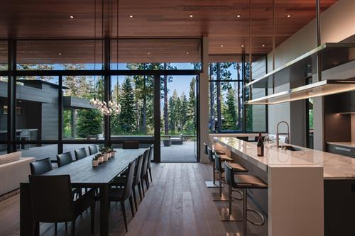 Lake Tahoe: Martis Camp - Kitchen & Dining