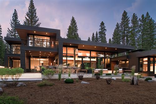 Lake Tahoe: Martis Camp - Exterior
