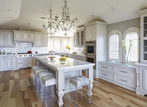 Saratoga kitchen remodel