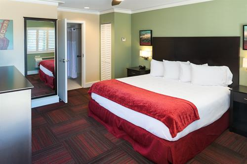 King Standard Guestrooms