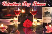 The Mountain Winery - Valentine's Day Dinner