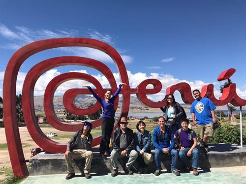 Clients in Peru