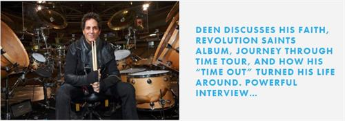 Journey Through Time with Deen Castronovo