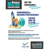 Rebuild Malibu Together MIXER