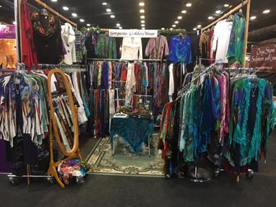 GoddessWear at the Scottsdale Arabian Horse Show