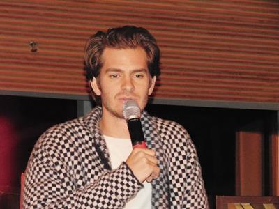 Q&A with actor Andrew Garfield