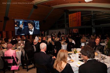 Annual community-wide Oscar party