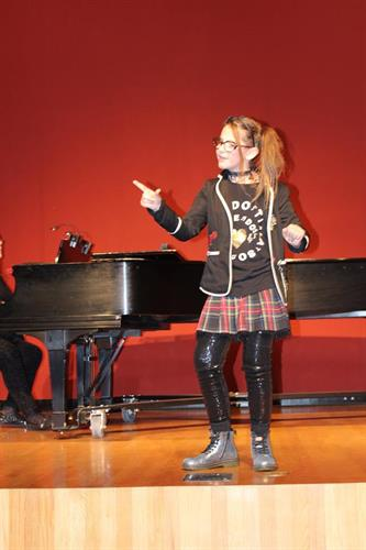 singing talent