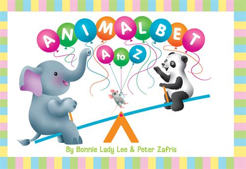 ANIMALBET (BOARD BOOK)